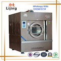 Automatic Front loading laundry cleaning wash machine for garment factory