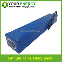Rechargeable 36v 8ah Li ion Battery Cell for E-bike dry cell battery 12v