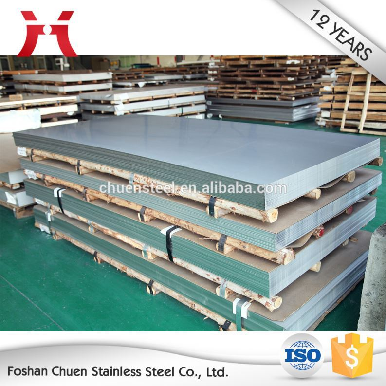 aisi 430 2B 316 plates 0.4mm thick stainless steel sheet