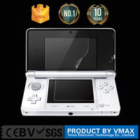 Wholesale high quality For Nintendo NDS Player Game lcd screen protector / screen guard / screen protective film