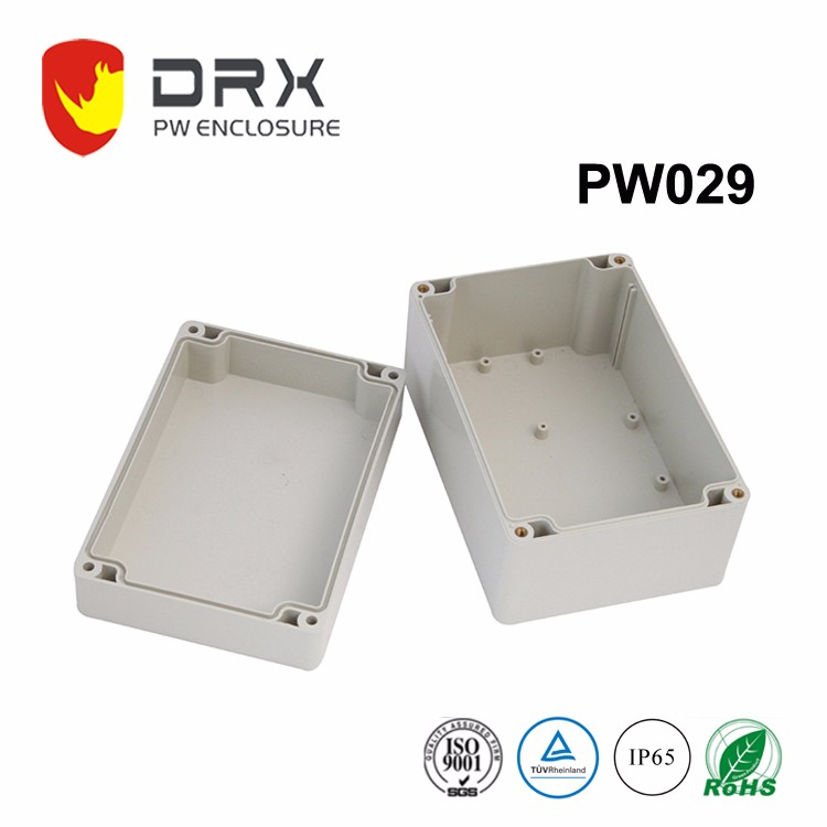 IP65 plastic cover project electric junction meter box