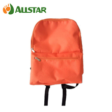 ASD2015H003 600D Polyester Solid Color Children's Backpack