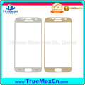 For Samsung Galaxy S7 9H Full Cover 3D Gold Tempered Glass Screen Protector