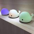 New product baby night light kids sensor lamp, christmas toy