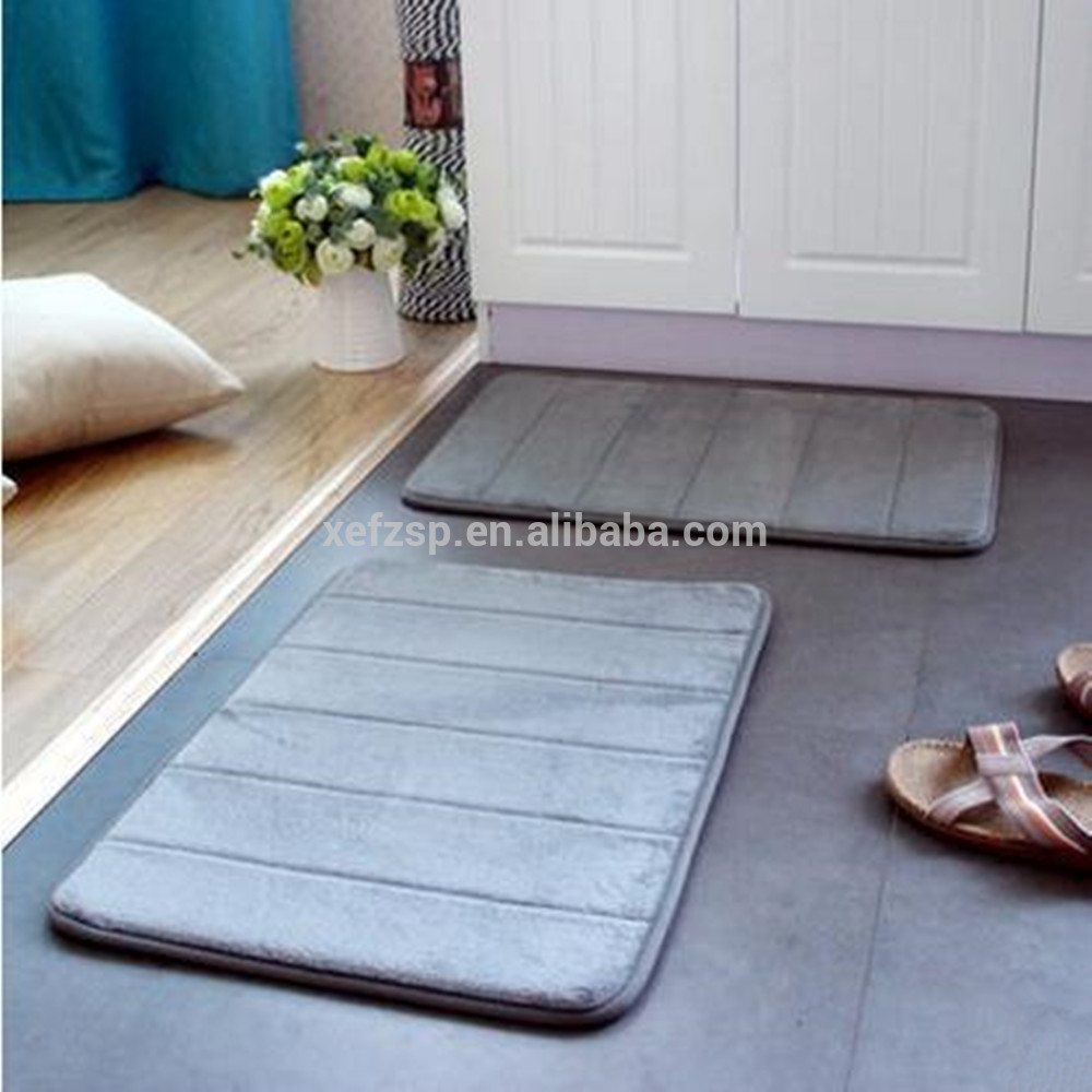 Kitchen heat resistant mat for microwave oven