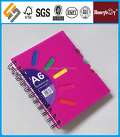 Office Supplies distributor flower spiral notebook