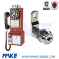 best quality laser key pay phone lock