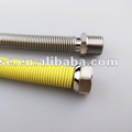 "1/2"" DN13 DN16 stainless steel flexible hose/tube/pipe for gas/water"