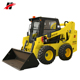 High flow fast speed skid steer loader cold planner pavement milling machine