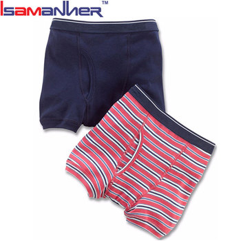 High quality cute boys briefs underwear child sexy boxer briefs