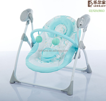 High quality travel infant electric swing