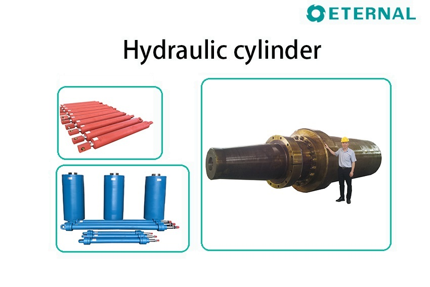 Hydraulic cylinder used for drilling rig  W1