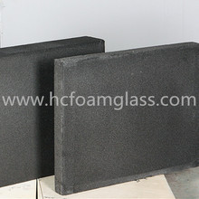 High quality wholesale fireproof thermal insulation sound insulation foam glass block for chemical/industry/building