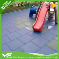Hot selling second hand rubber matting anti-static with low price