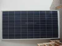 Framed A class 12v 120W solar panel also called solar panel 120w
