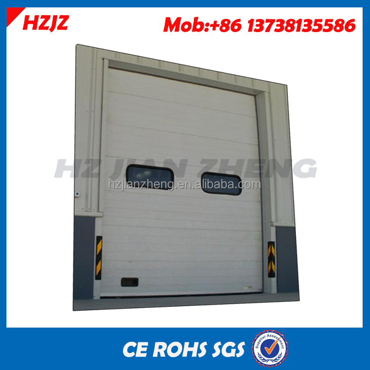 manual open sectional door auto open sectional door lift up door