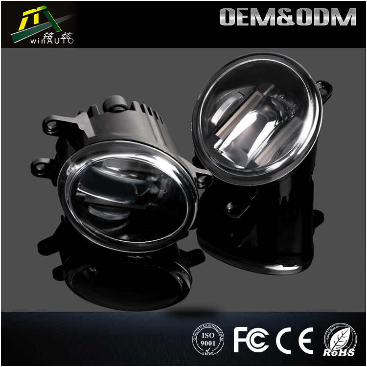 Water Proof LED Foglamp Daytime Running Light Universal For Auto Vehicle LED Car Light DRL Light