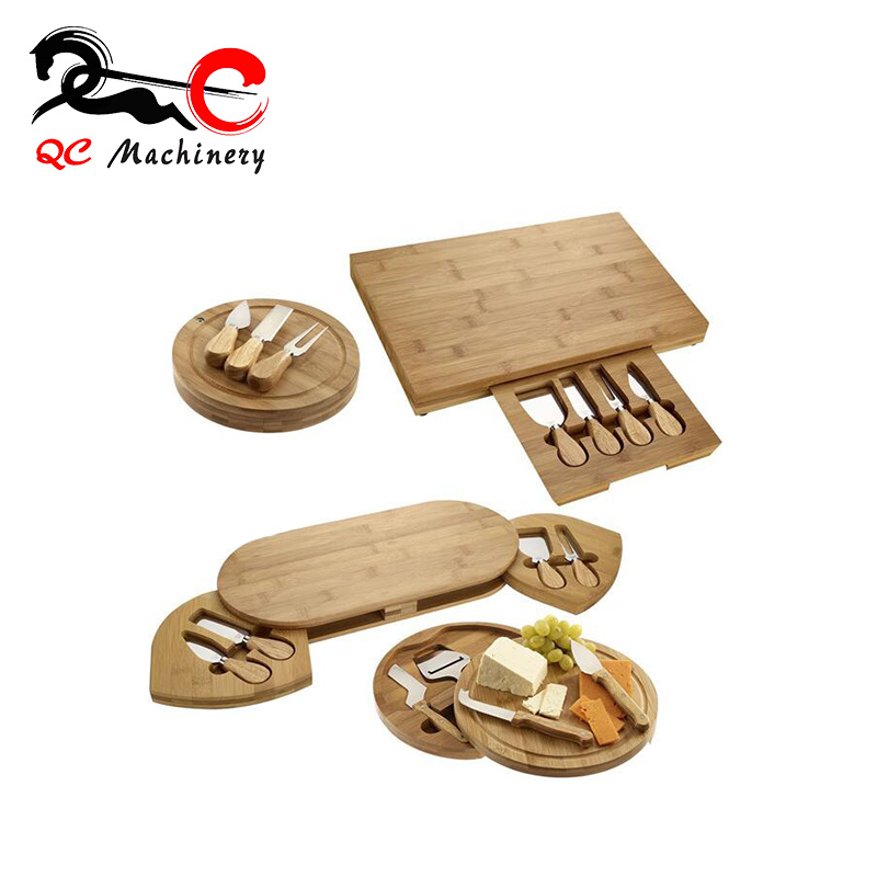 Bamboo , acacia wooden tray and slate cheese board wholesale