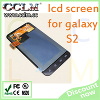 low price china mobile phone lcd touch screen for samsung galaxy s2 i9100, for s2 touch screen displays wholesale alibaba