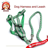 Pet supplies pet dog leash pet STRONG harness with multicolor