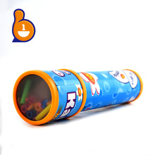children gift educational mini kaleidoscope toy for wholesale