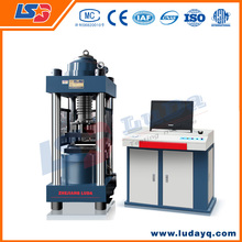 TSY series micro flow valve automatic cements plastic pipe hydrostatic compression testing machine