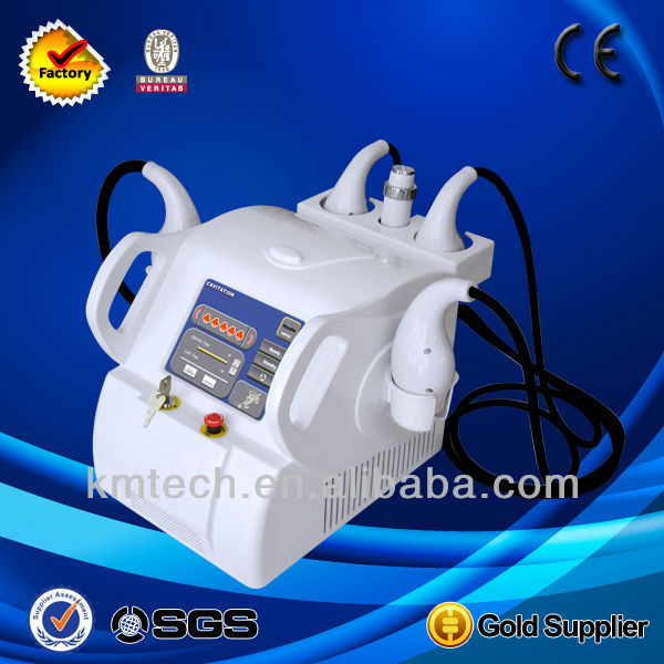 Factory outlets Free shipping ! 7in1 Ultrasound sculptor equipment slimming machine with cavitation RF and vacuum