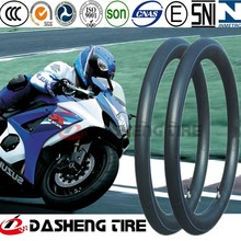 High Quality Butyl Inner Tube for Motorcycle Tire 3.00-17