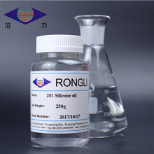 Electronic Grade Cosmetic Additives Fluid Organic Dimethyl Silicon 201 Silicone Oil Cas 63148-62-9