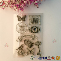 Yingcheng Weding Cards Scrapbooking Clear Stamp