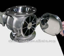 Food production equipment Rotary Valve for constant feeding