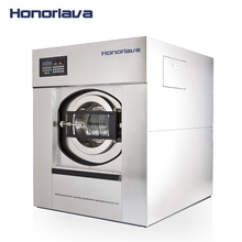 Commercial Laundry Full Automatic Hotel Washer Extractor Machine of 50kg