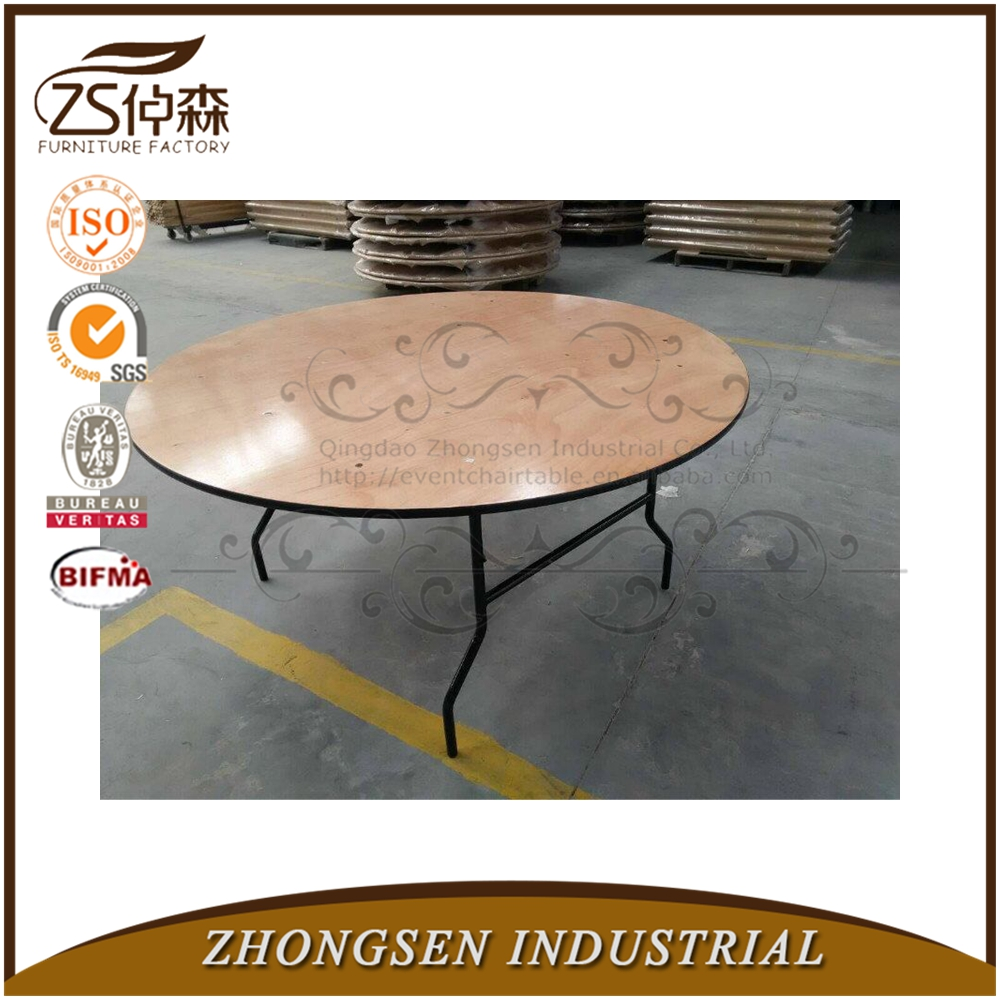 Garden Furniture Folding Round And Rectangualr Folding Table