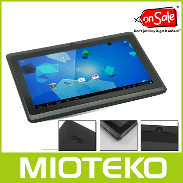 Android OS 4.2 cheapest tablet pc made in china with high quality