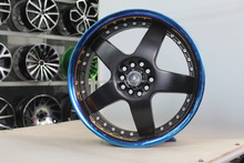 "beautiful design 10 holes Alloy Wheel Rim for Korea| 5 spokes | 16 "" 17 "" 18 "" 19 "" 20 """