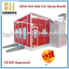 CE certificate paint spray cabin for car
