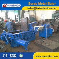 100ton steel and copper baling machine hydraulic compactor (factory and supplier)