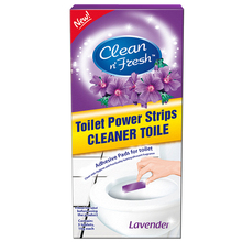 clean and freshen Toilet/WC adhesive cleaner
