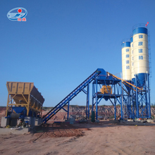 large scale concrete mix plant 60cbm specification macon precast meka concrete batching plant