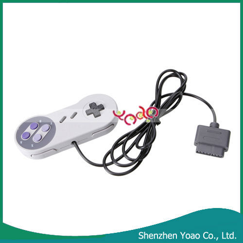 Cheapest! Wired Classic Controller For NES SNES
