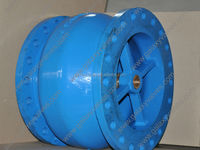 Globe Type Silent Check Valve With Flanged Ends