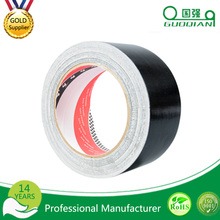 Black Color Cloth Material Cheap Cloth Tape For Wrapping Gas Pipe