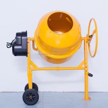 Distributor Wanted Small Portable Concrete Cement Mixer With Durable Metal Gearbox 160L