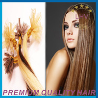 Hot sale ombre body wave virgin brazilian hair extension 100 cheap remy u tip hair extension wholesale