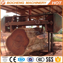 China Supplier Large Scale Portable Wood Horizontal Bandsaw