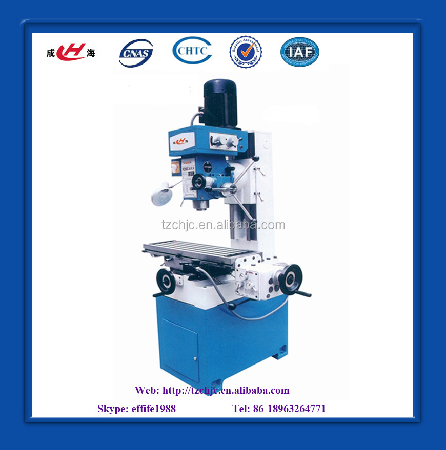 best price milling and drilling machine