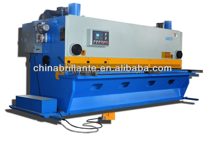 jiangsu nantong: Mechanical shearing machine, <strong>Q11</strong> series metal sheet cutting machine,electric shears from china manufacturer