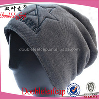 2015 New Fashion Wool Knitted Wholesale Winter Colorfurl Beanie Hats