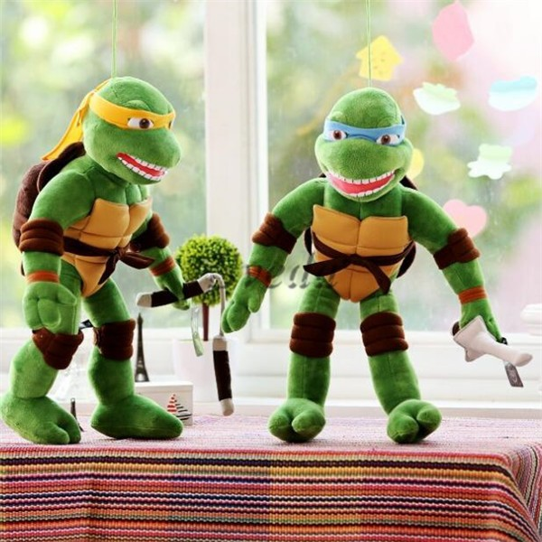 Cheap price Custom Teenage mutant ninja turtles plush toy Teenage mutant ninja turtles doll toys