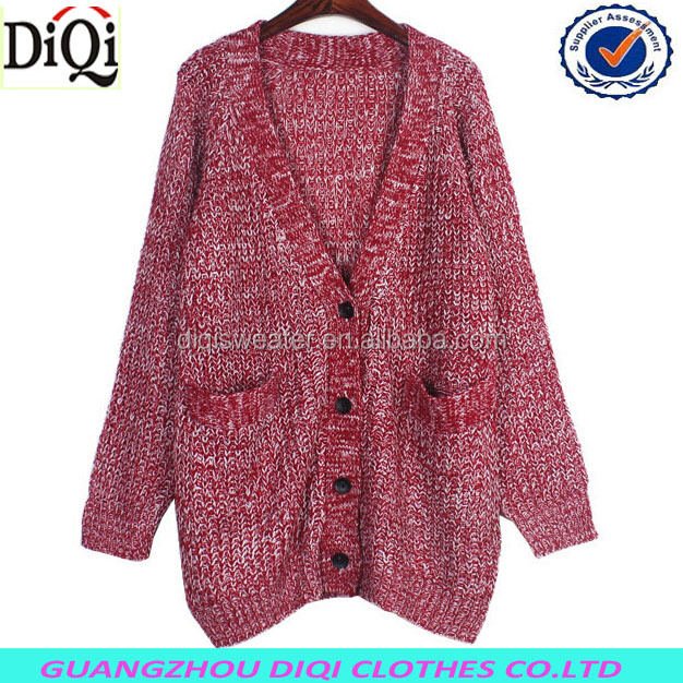 Casual Merino Cardigan Fashion Sweater For Girl ,High Quality Guaranteed,MOQ500Pcs,Wholesale Price,Fast Leading